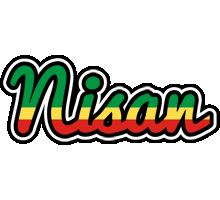 Nisan african logo