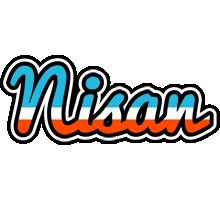 Nisan america logo