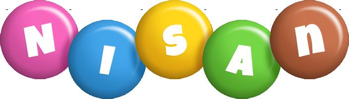 Nisan candy logo