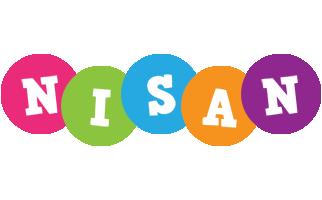 Nisan friends logo