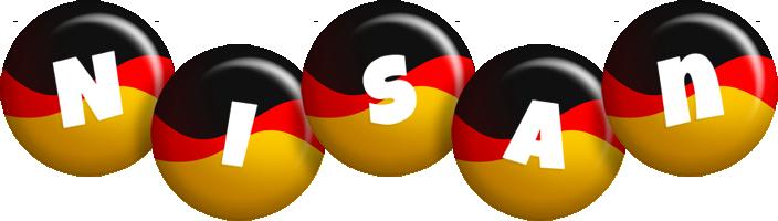 Nisan german logo