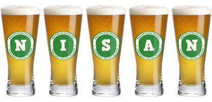 Nisan lager logo