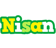 Nisan soccer logo