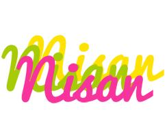 Nisan sweets logo