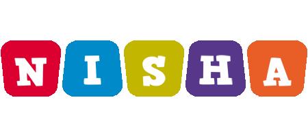 Nisha daycare logo