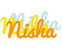 Nisha energy logo