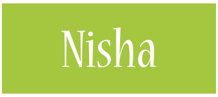 Nisha family logo