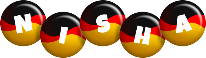 Nisha german logo