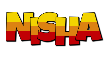 Nisha jungle logo