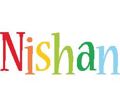 Nishan birthday logo