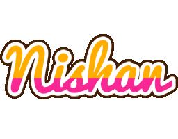 Nishan smoothie logo