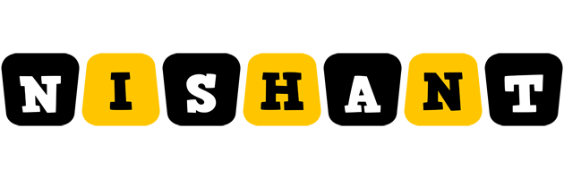 Nishant boots logo