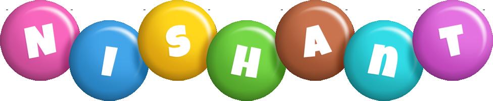 Nishant candy logo