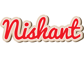Nishant chocolate logo