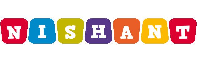 Nishant daycare logo