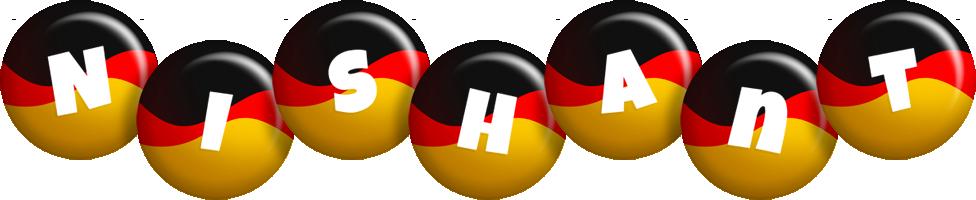 Nishant german logo
