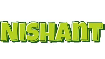 Nishant summer logo