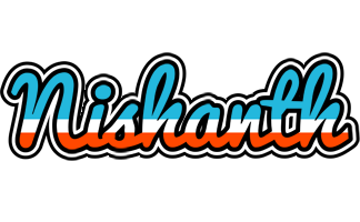 Nishanth america logo