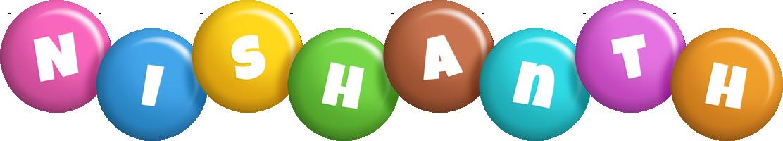 Nishanth candy logo