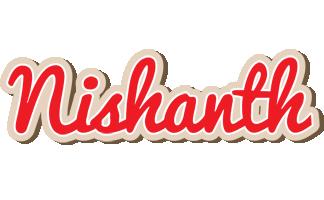 Nishanth chocolate logo