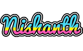 Nishanth circus logo
