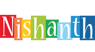 Nishanth colors logo
