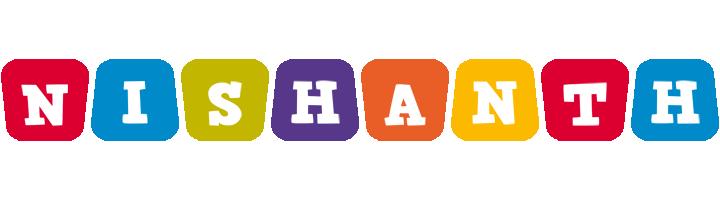 Nishanth daycare logo