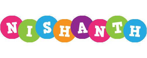 Nishanth friends logo