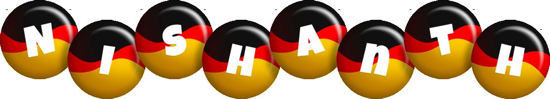 Nishanth german logo