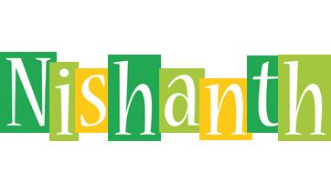 Nishanth lemonade logo