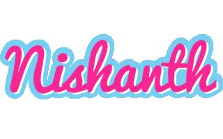 Nishanth popstar logo