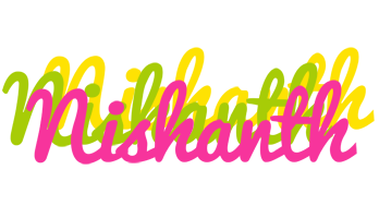 Nishanth sweets logo