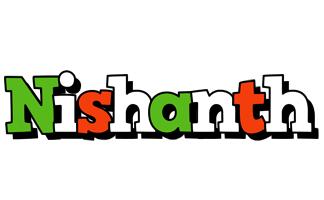 Nishanth venezia logo