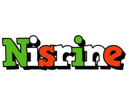 Nisrine venezia logo