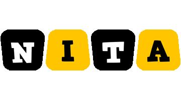 Nita boots logo