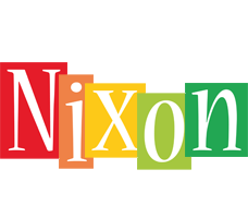 Nixon colors logo