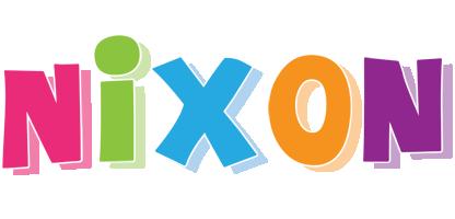 Nixon friday logo