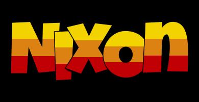 Nixon jungle logo