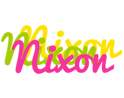 Nixon sweets logo