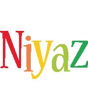 Niyaz birthday logo
