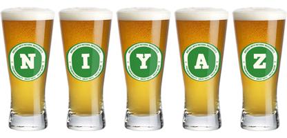 Niyaz lager logo