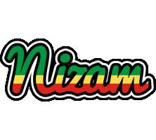 Nizam african logo