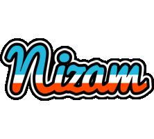 Nizam america logo