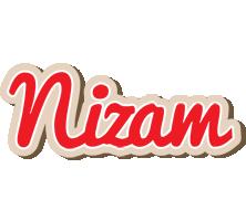 Nizam chocolate logo