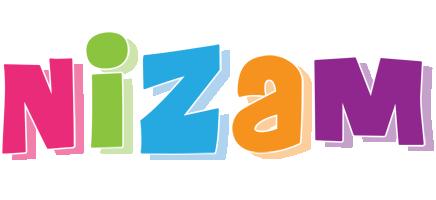 Nizam friday logo