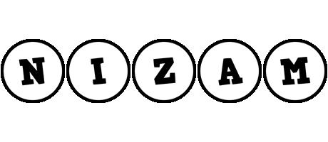 Nizam handy logo