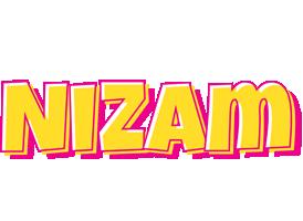 Nizam kaboom logo