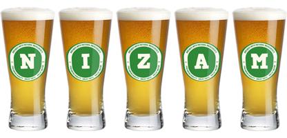 Nizam lager logo