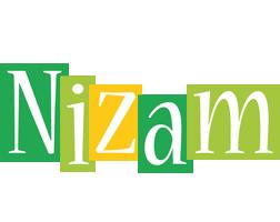 Nizam lemonade logo