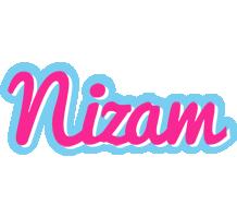 Nizam popstar logo